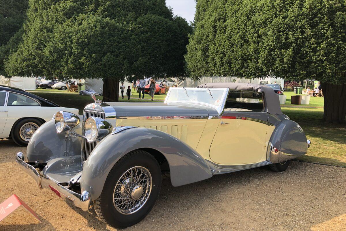 1935 Hispano-Suiza M-70