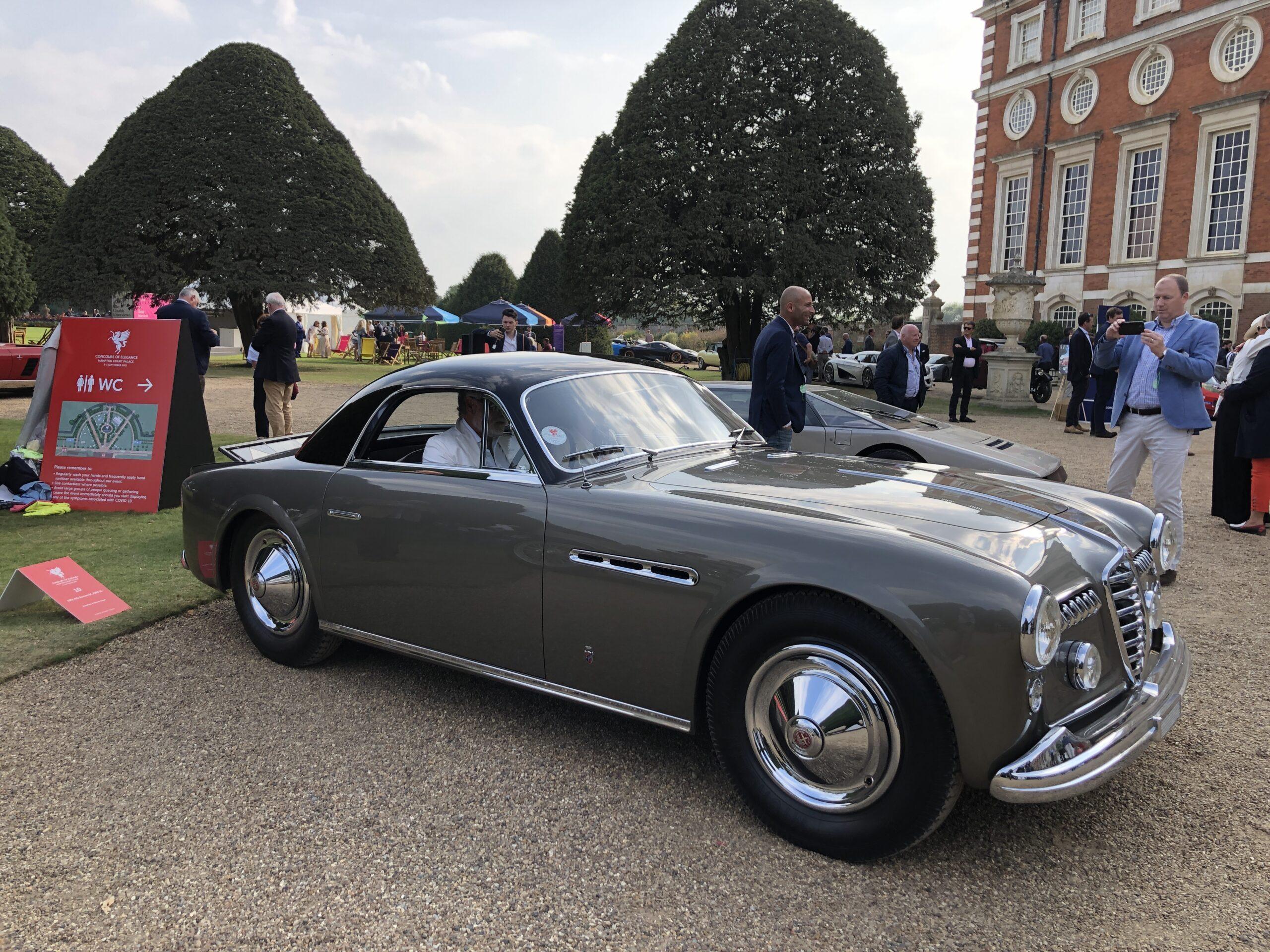 1951 Alfa Romeo 6C 2500 SS