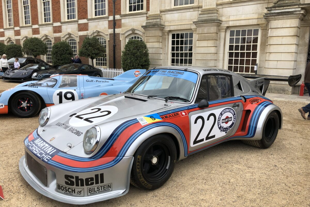1974 Porsche 911 Carerra RSR Turbo