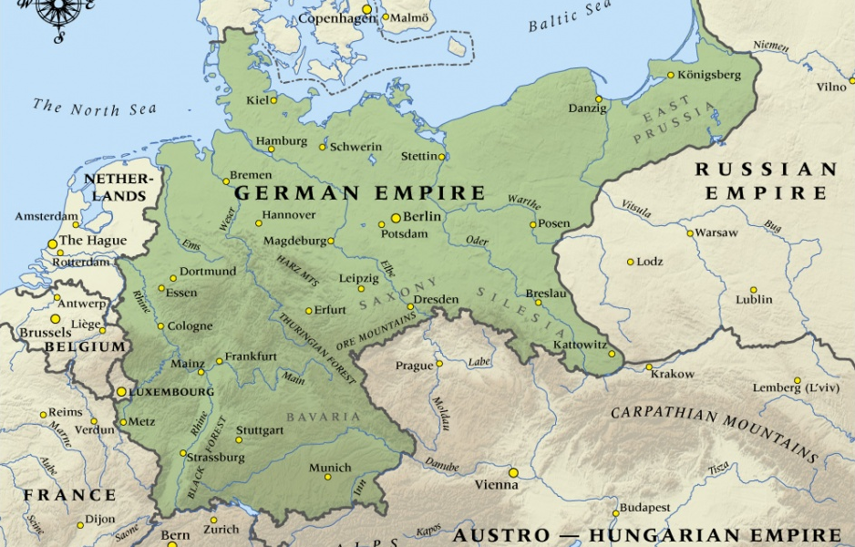 Alman İmparatorluğu