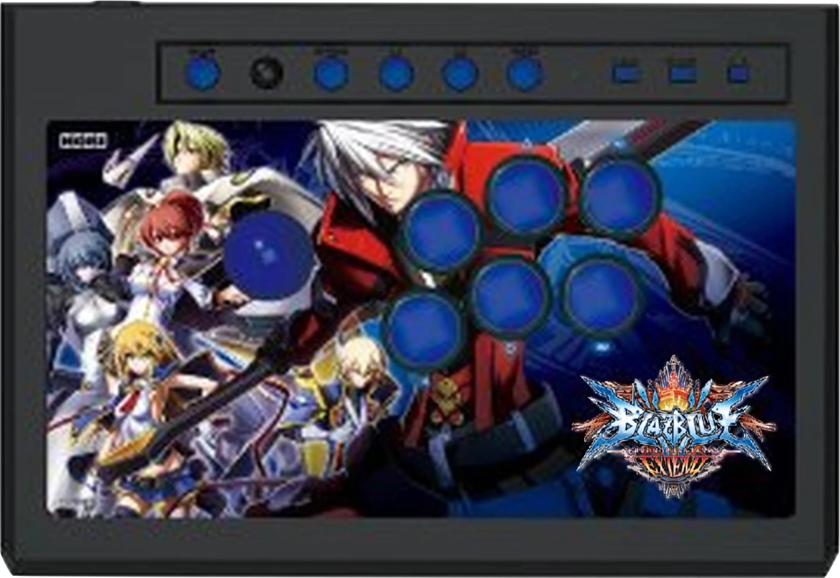 Read more about the article Hori Fighting Stick V3 BlazBlue Review