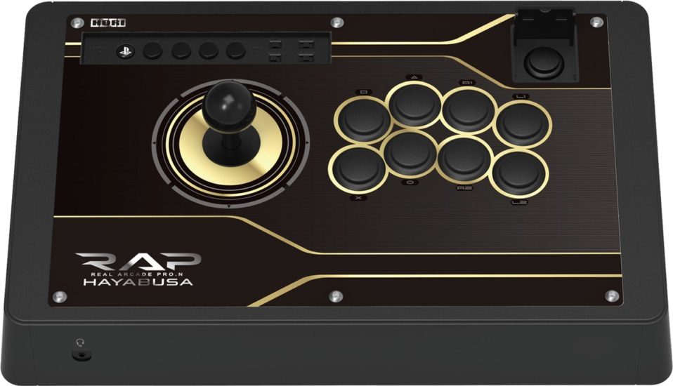 Read more about the article Hori Real Arcade Pro N Hayabusa Review