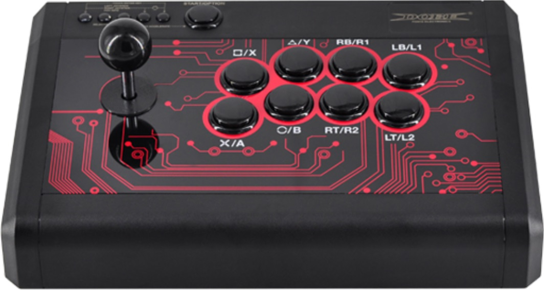 Read more about the article Dobe Arcade Fighting Stick Review