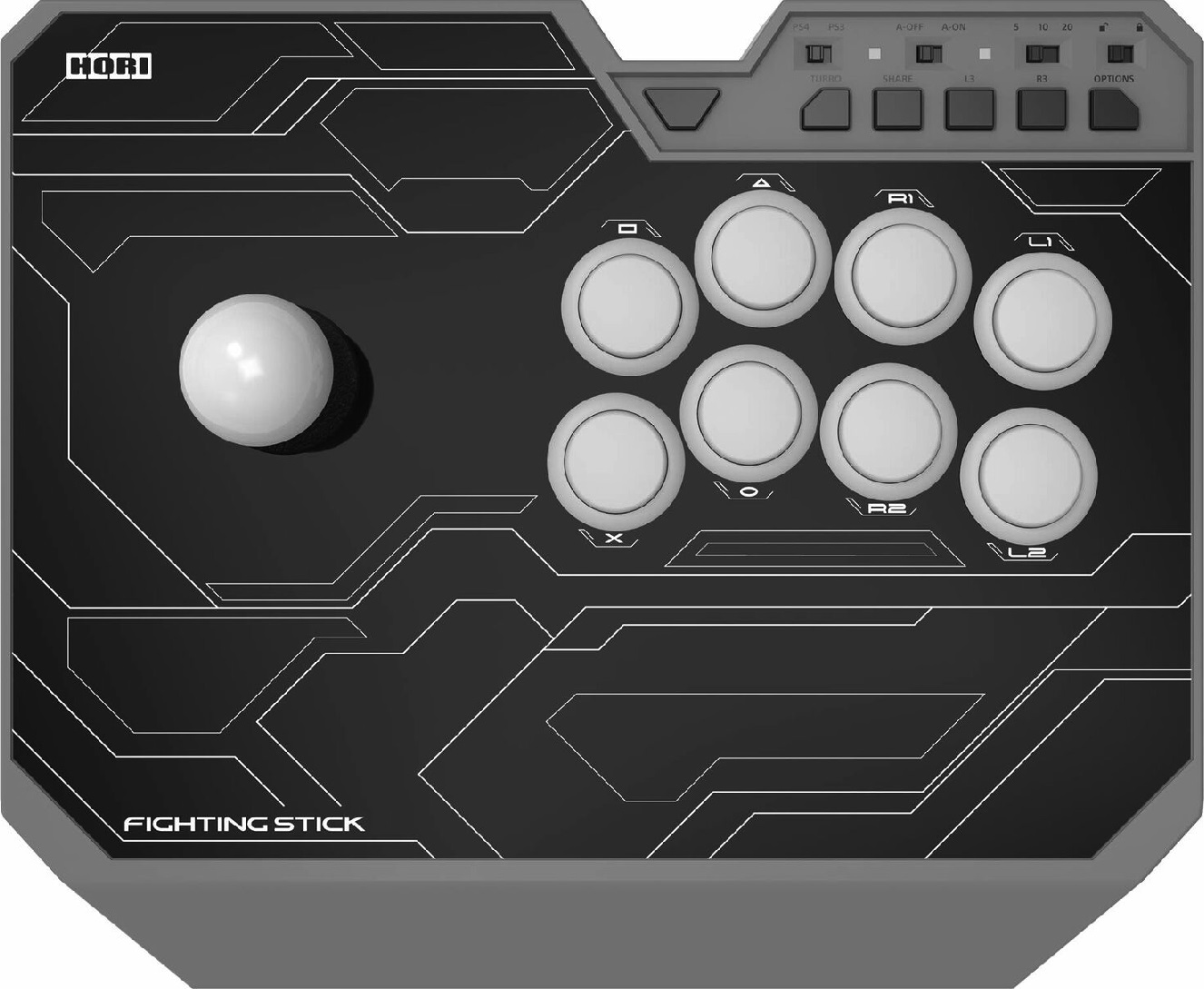 Read more about the article Hori Fighting Stick Review