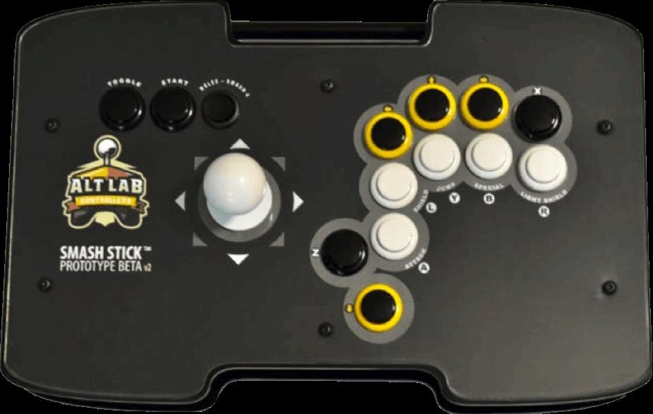Alt Lab Controllers Smash Stick Analog Arcade Stick