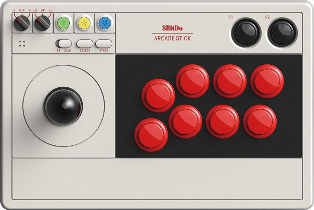 Read more about the article 8BitDo Arcade Stick Review