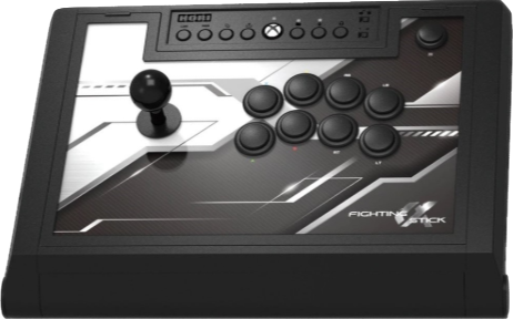Read more about the article Hori Fighting Stick α Review