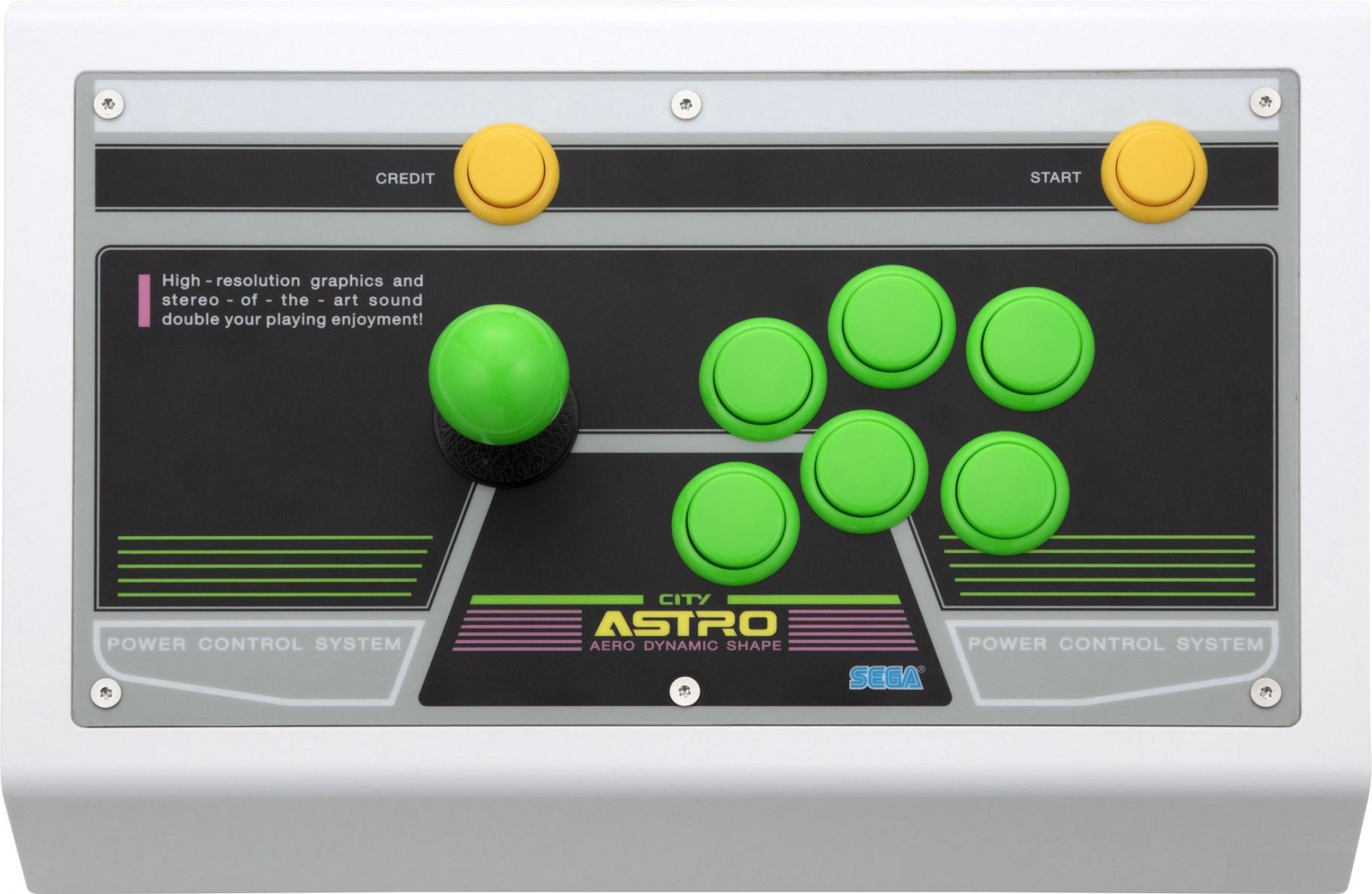 Read more about the article Sega Astro City Mini Review