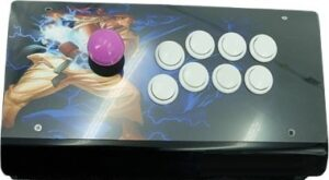 Acrycade Gear Fighting Stick Overview