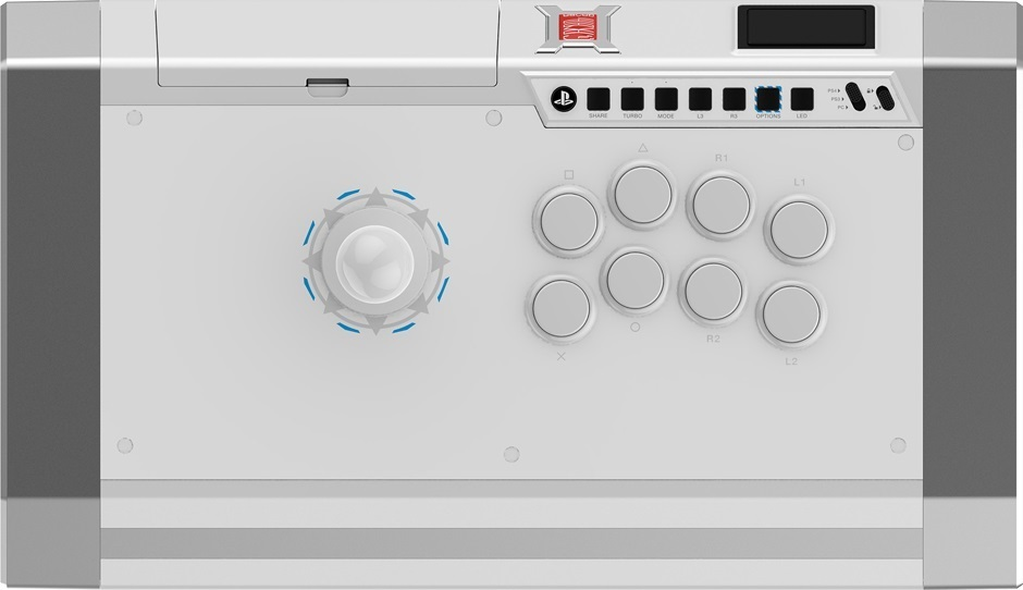 Qanba Q3 Pearl Arcade Fighting Stick