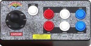 Street Fighter II Mini Fight Stick Review