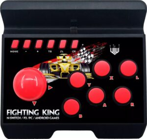 Fighting King Overview