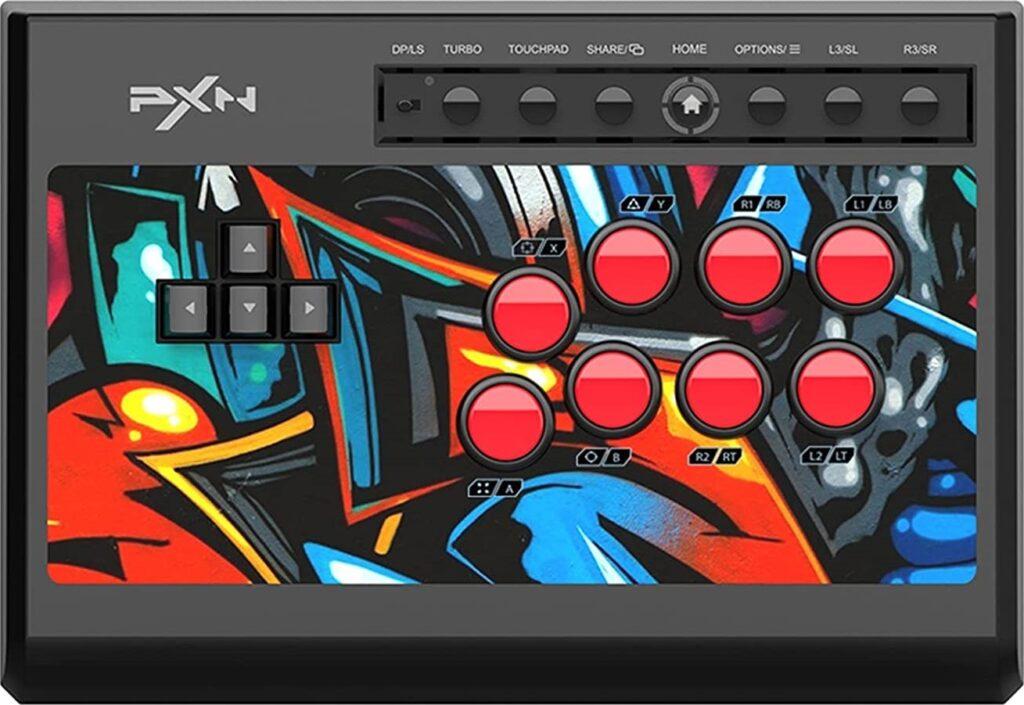 PXN-X8 Keyboard Arcade Joystick