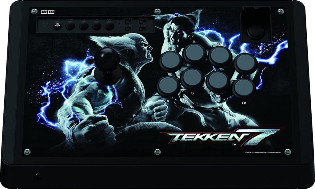 Hori Real Arcade Pro N Hayabusa Tekken 7 Edition