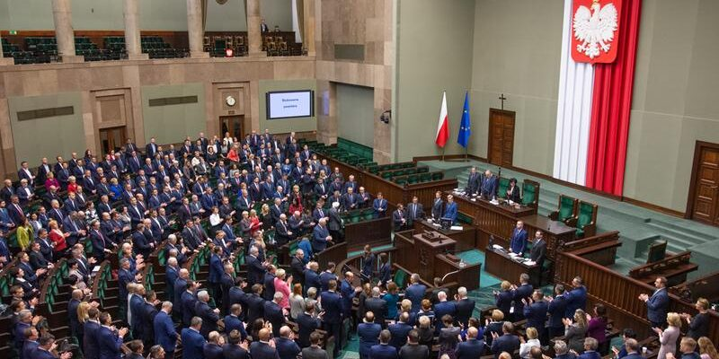 fot. Kancelaria Sejmu/Aleksander Zieliński