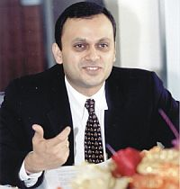 Shrinivas Dempo : Chairman & Managing Director