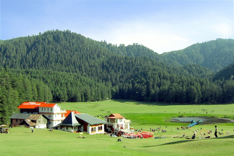 Khajjiar - Mini Switzerland
