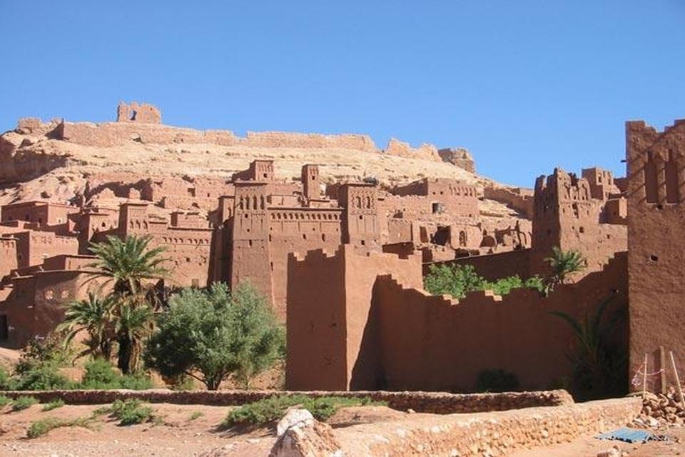 Kasbah Ait Benhaddou Ouarzazate