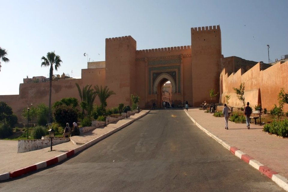 Bab Berdaine Gate