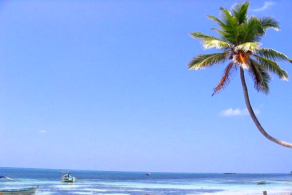 Beach Kavaratti