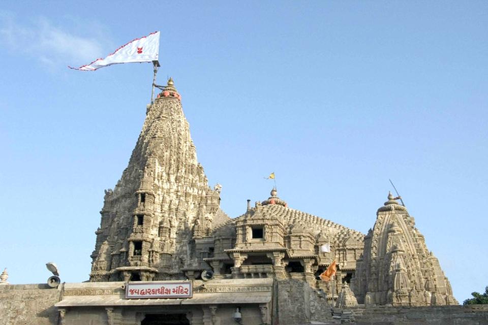 Dwarkadheesh temple - Jagat Mandir