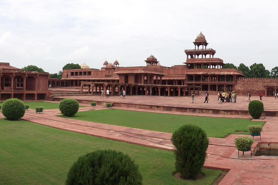 Fahpur Sikri Palace