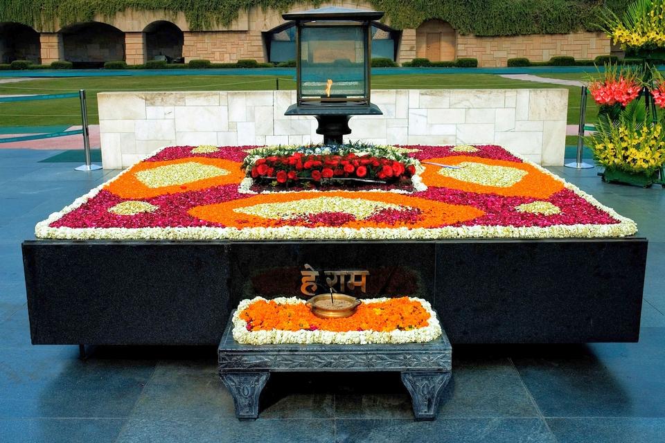 Gandhi Memorial - Raj Ghat