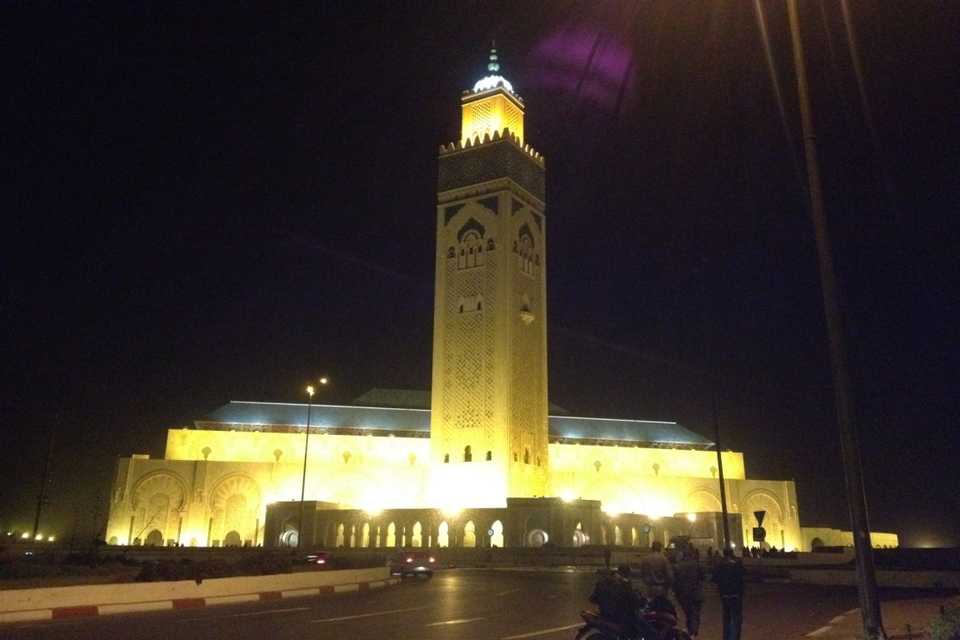Hassan II Mosque Casablanca