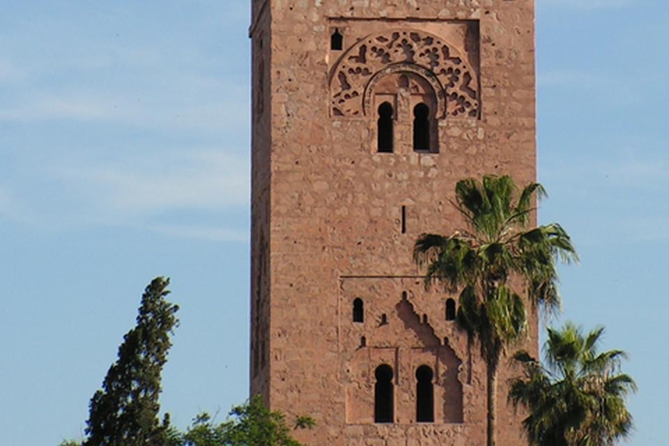 Koutoubia Mosque Marrakech