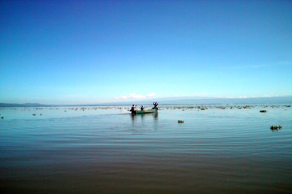 Lake Naivasha Fishermen