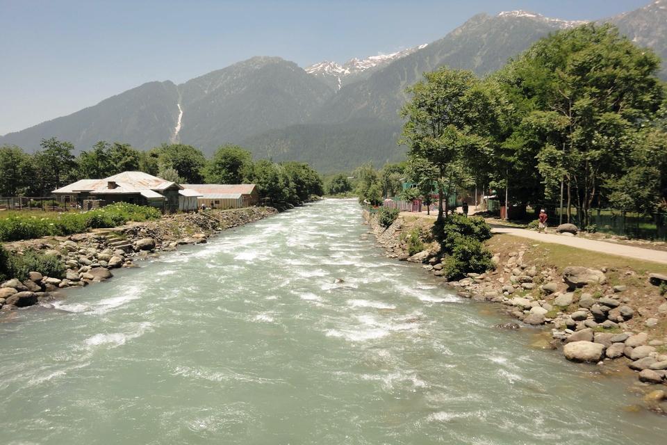 Lidder River - Pahalgam