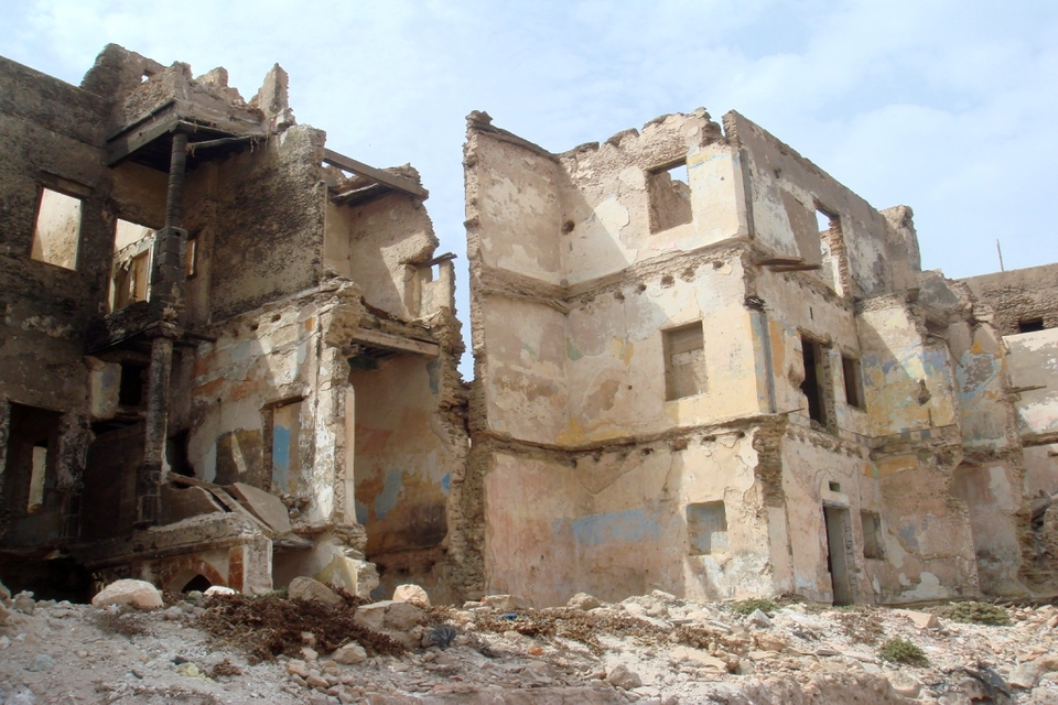 Mellah Jewish quarter