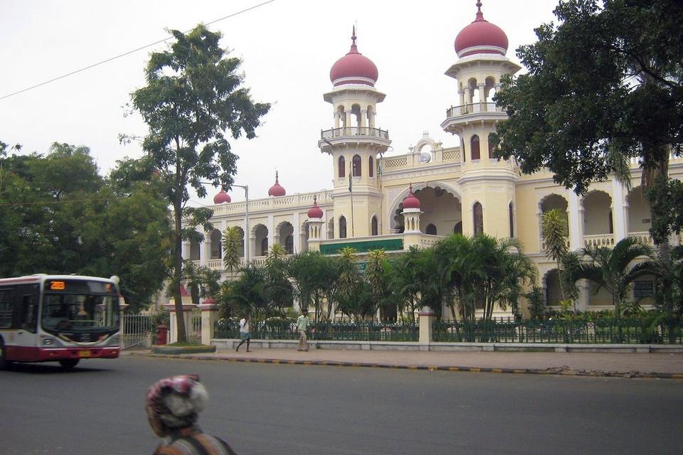 Mysore Muncipal office