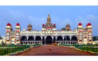 Mysore Palace - Morning