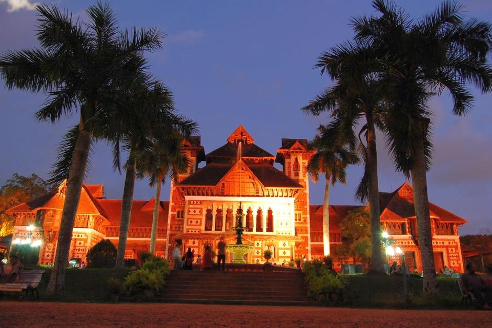 Napier museum Kerala