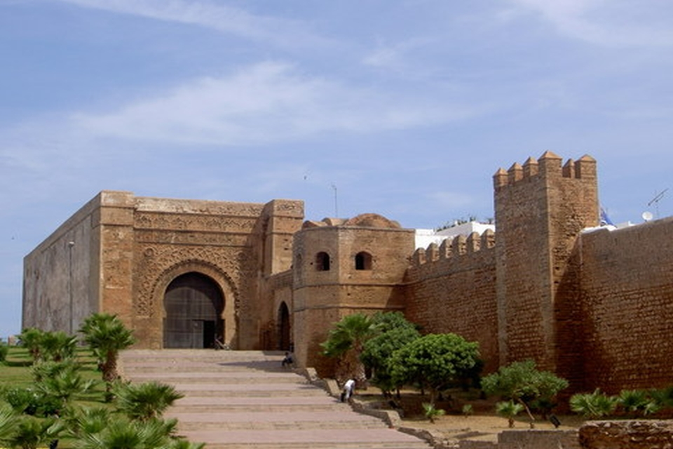 Oudaïa Kasbah Rabat