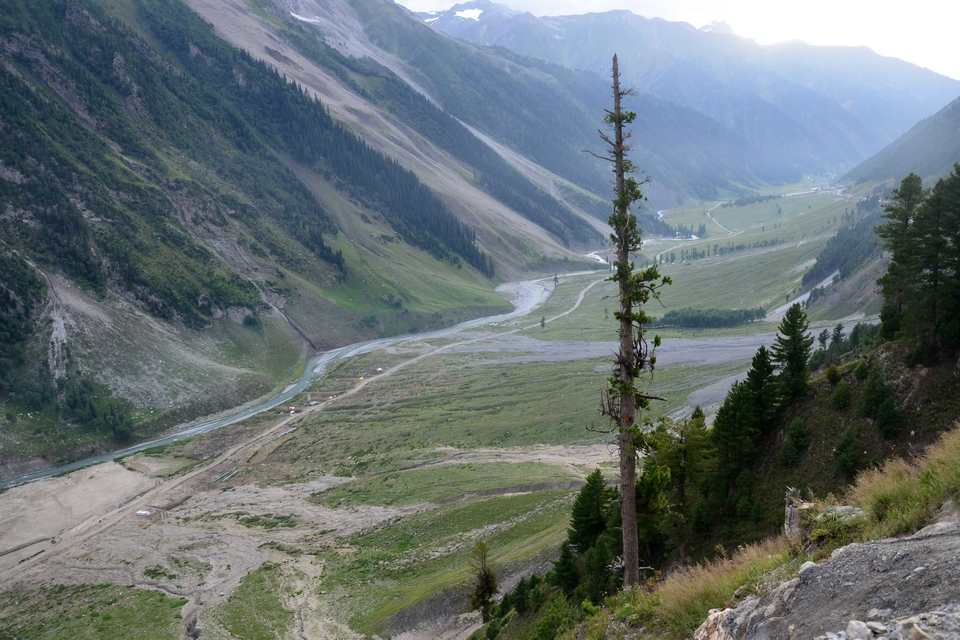 Sonmarg - Meadow of Gold