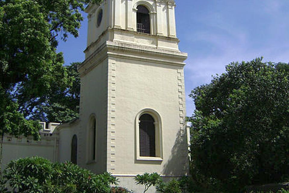 St Mary's Church Chennai