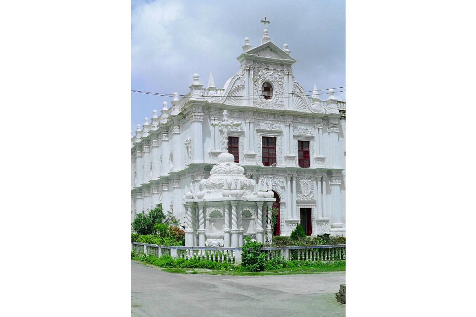 St. Paul Church - Diu