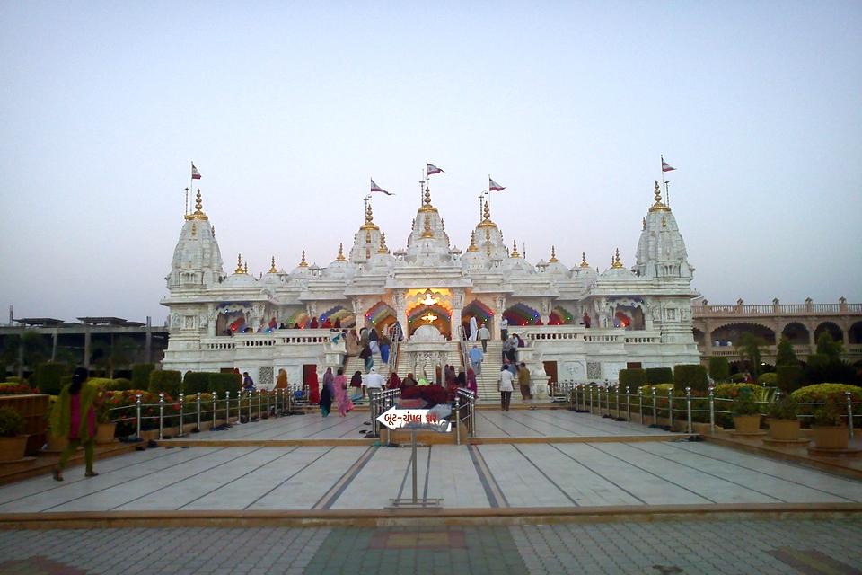 Swaminarayan temple, Bhuj