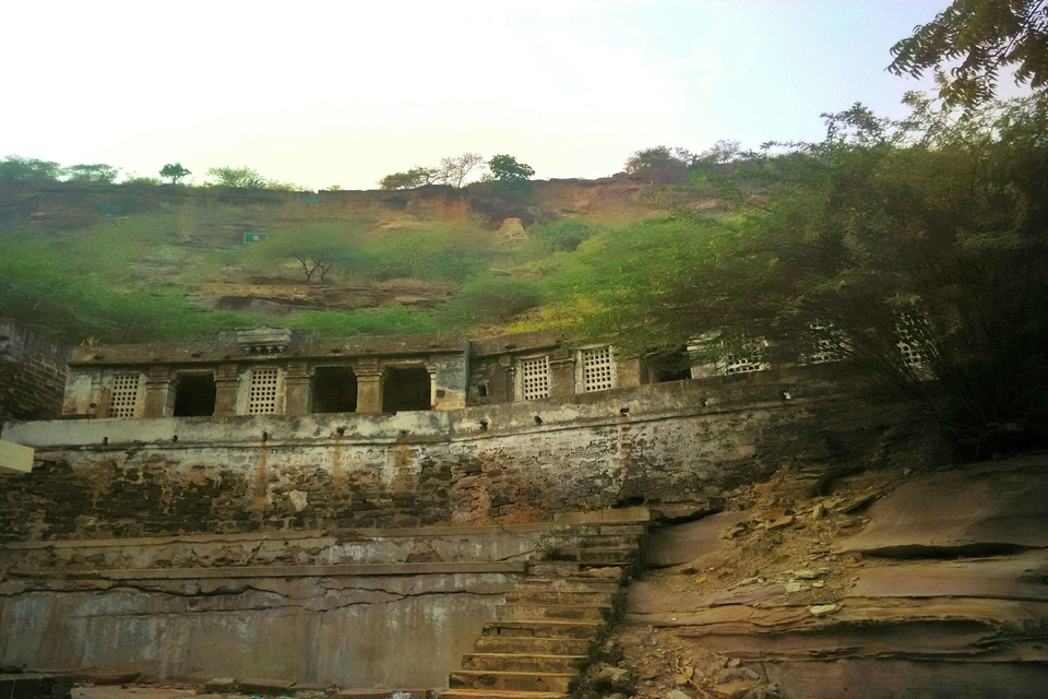 Tapkeshwari caves, Bhuj