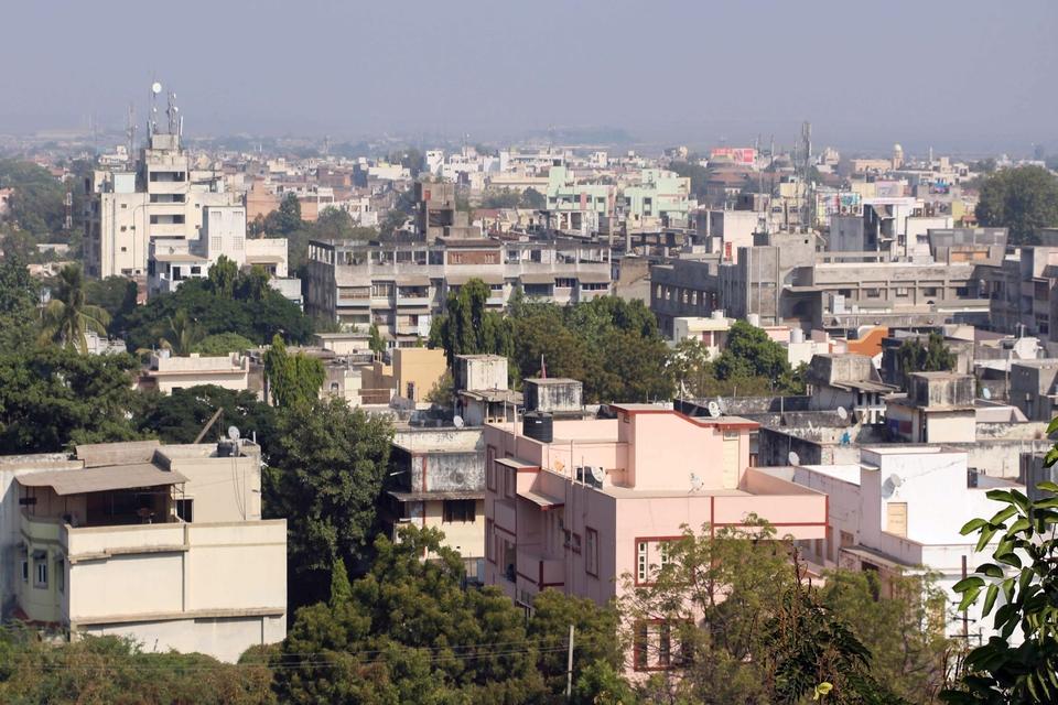View of Bhavnagar