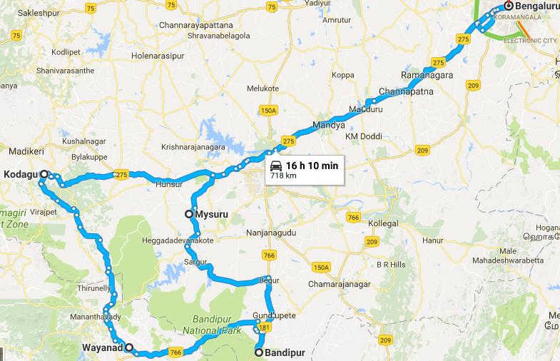Scenic Karnataka