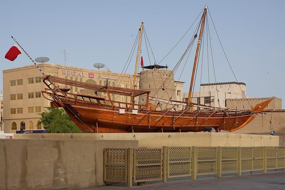 Dubai Al Fahidi Fort