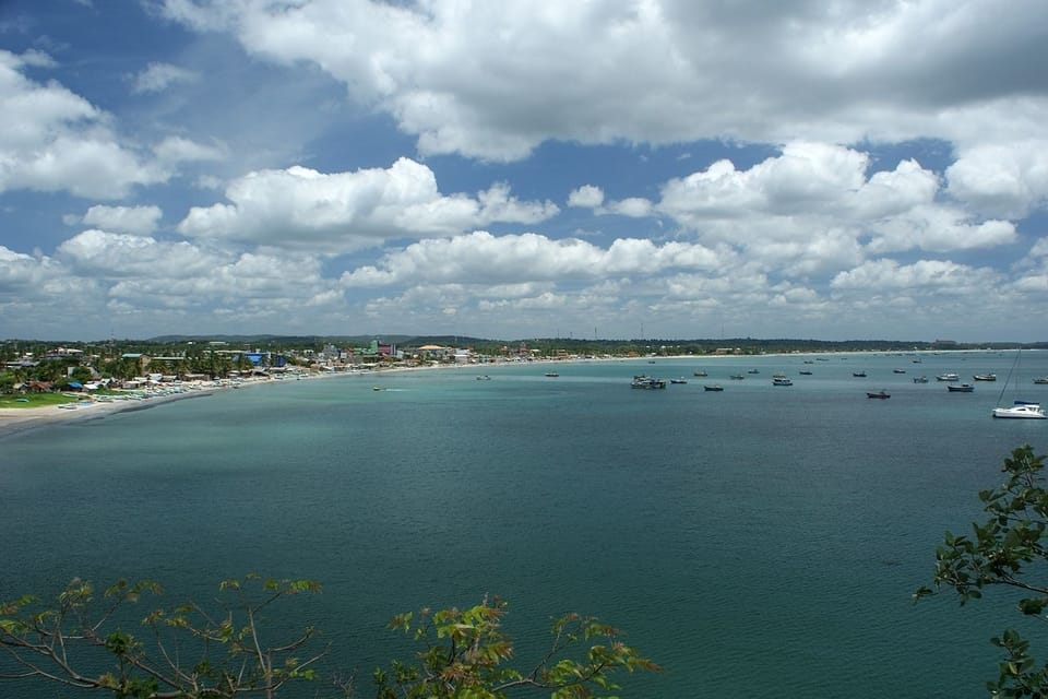 Bay of Trincomalee