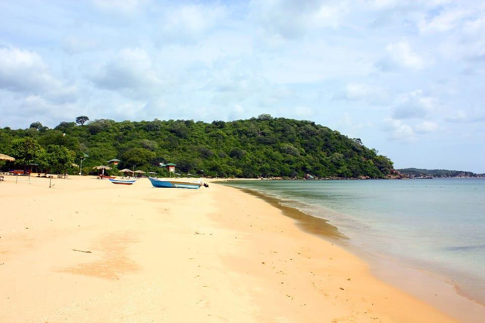 Marble beach, Trincomalee