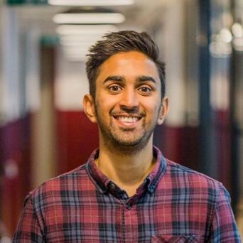 Krishan Patel - CTO/Founder
