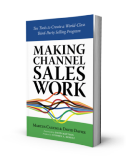 making channel sales work paperback