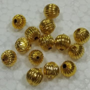 ANTIQUE BEADS 8MM ONE PIECE