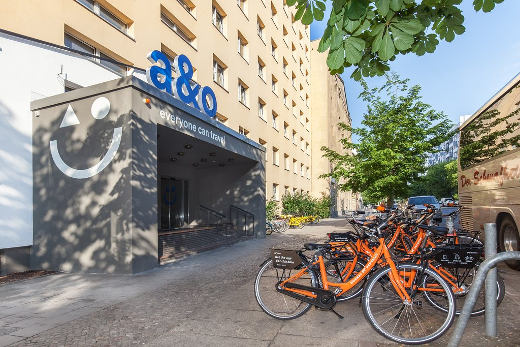 A&O Berlin Mitte -  £199 pp incl. ticket